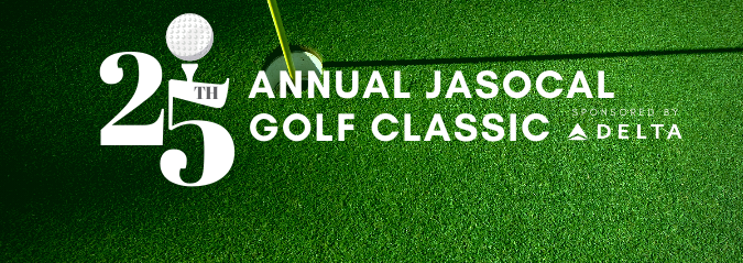 25th Annual JASocal Golf Classic Sponsored by Delta